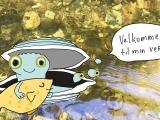 Hvor kan den tykskallede malermusling bo i Susåen?
